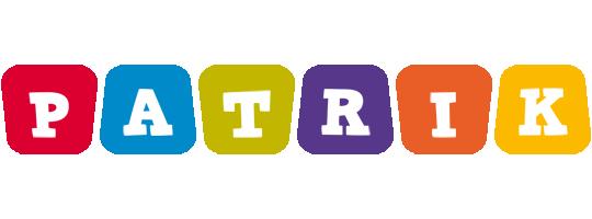 Patrik daycare logo