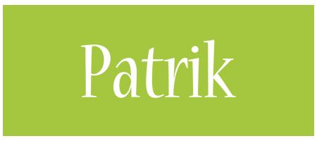 Patrik family logo