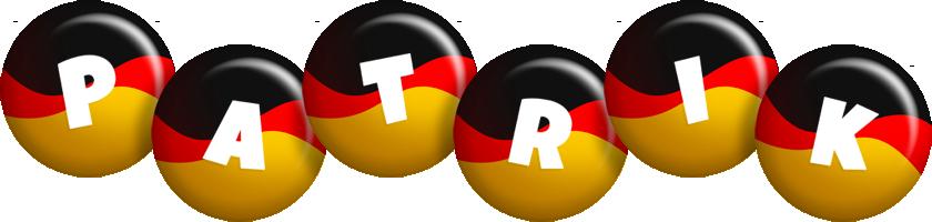 Patrik german logo