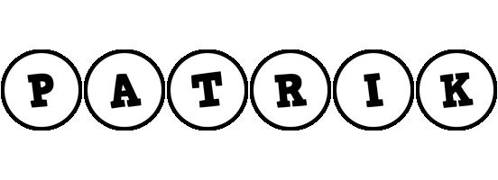 Patrik handy logo