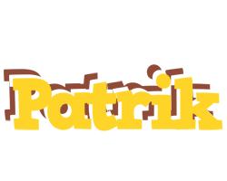 Patrik hotcup logo