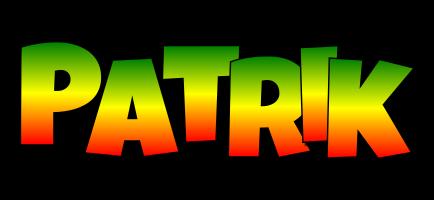 Patrik mango logo