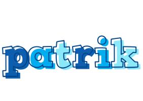 Patrik sailor logo