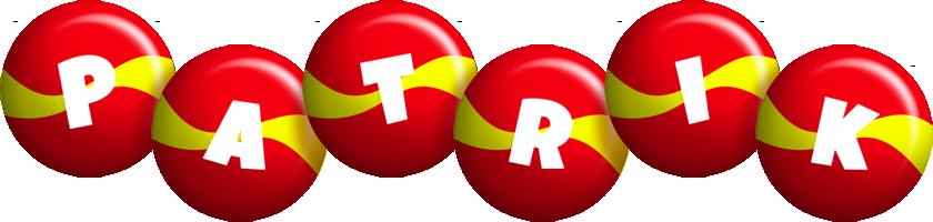 Patrik spain logo