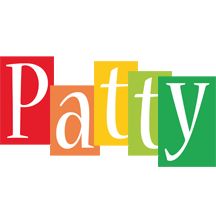 Patty colors logo