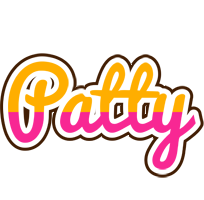 Patty smoothie logo