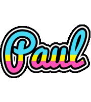 Paul circus logo