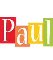 Paul colors logo