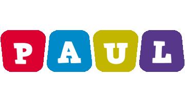 Paul daycare logo