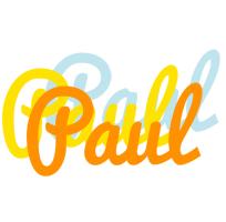 Paul energy logo
