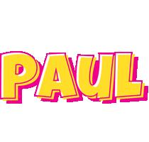 Paul kaboom logo