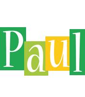 Paul lemonade logo