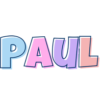Paul pastel logo