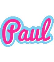 Paul popstar logo
