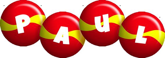 Paul spain logo