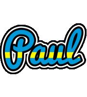 Paul sweden logo