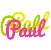 Paul sweets logo