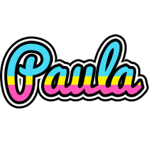 Paula circus logo