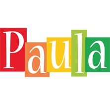 Paula colors logo