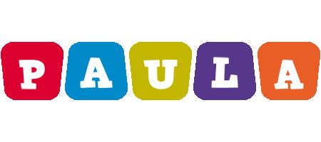 Paula daycare logo