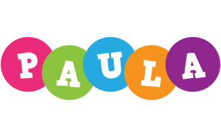 Paula friends logo