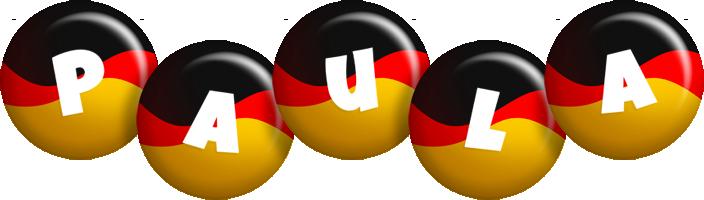 Paula german logo