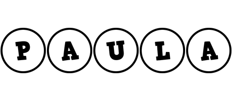 Paula handy logo