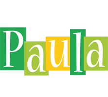 Paula lemonade logo