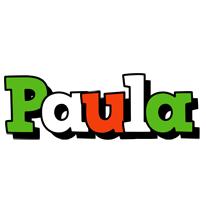 Paula venezia logo