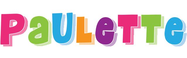 Paulette friday logo