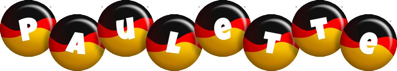 Paulette german logo