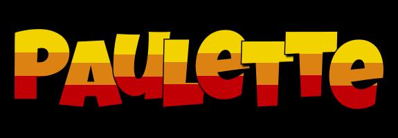 Paulette jungle logo
