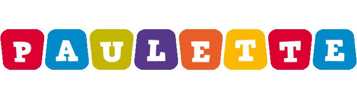 Paulette kiddo logo