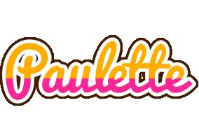 Paulette smoothie logo