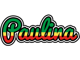 Paulina african logo