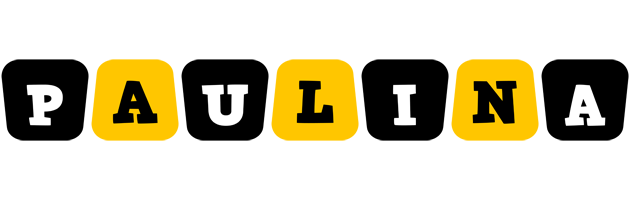 Paulina boots logo