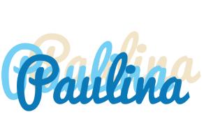 Paulina breeze logo