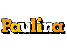 Paulina cartoon logo