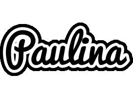 Paulina chess logo