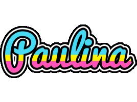 Paulina circus logo