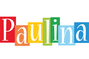 Paulina colors logo