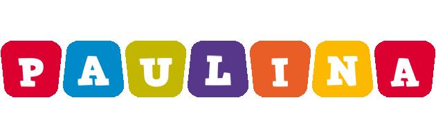 Paulina daycare logo
