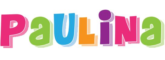 Paulina friday logo