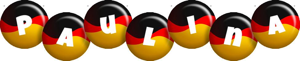 Paulina german logo