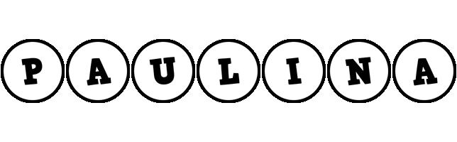 Paulina handy logo