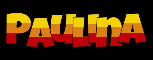Paulina jungle logo