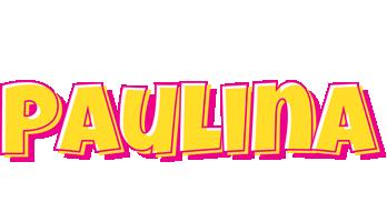 Paulina kaboom logo