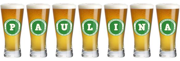 Paulina lager logo