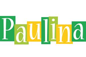 Paulina lemonade logo