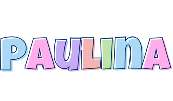 Paulina pastel logo